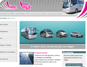 Novo website da Expresso Line Tour